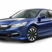 Honda Accord Hybrid 2017 фото и характеристики
