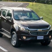 Chevrolet Trailblazer 2017: комплектации и цены