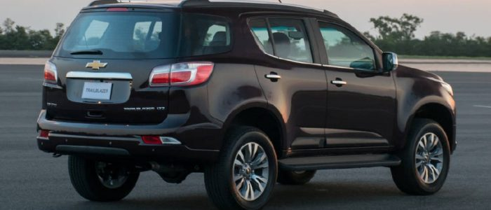 Chevrolet Trailblazer 2017 (9)