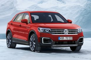 VW POLO 6 SUV: фото и характеристики