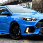 За Ford Focus RS 2016 как за Mustang GT Fastback 2017