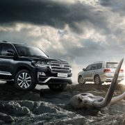Особые версии Toyota Land Cruiser 200 в России