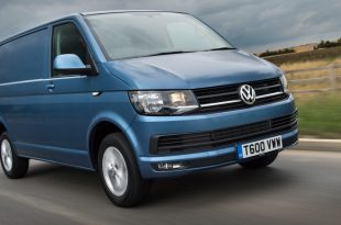 VW Transporter T6 BlueMotion 2017: цена, фото и характеристики