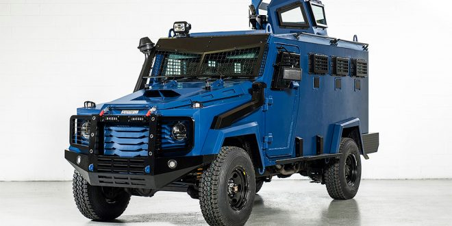 """Hudson Armored Personnel Carrier - мечта """"зомби-апокалипсиса"""""""
