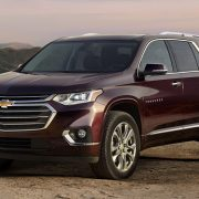 Новинки Детройта NAIAS-2017: Chevrolet Traverse 2018