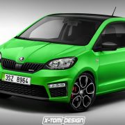 Skoda Citigo RS 2018: фото, характеристики