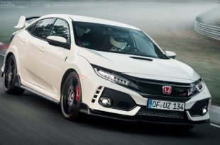 Honda Civic Type R 2017: цена и комплектации