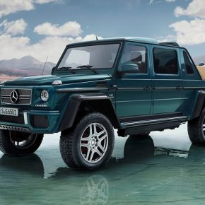 Mercedes-Maybach G 650 Landaulet (3)