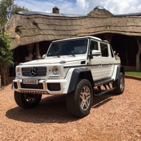 Mercedes-Maybach G 650 Landaulet (4)