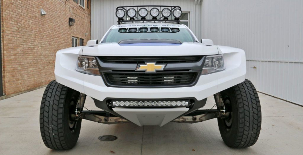 Chevrolet Colorado Prerunner от Roadster Shop