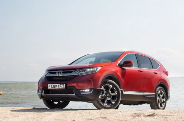 Honda CR-V S Plus (1)
