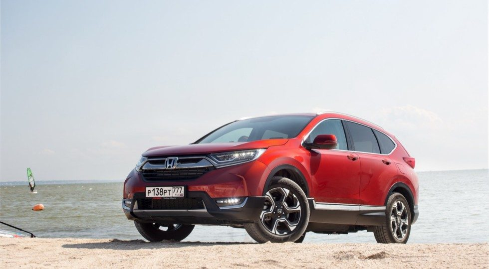 Honda CR-V S Plus