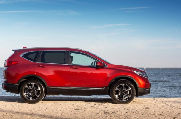 Honda CR-V S Plus (3)