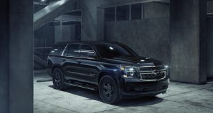 Chevrolet Tahoe в версии Custom Midnight Edition