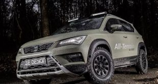 Seat Ateca All Terrain