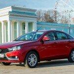 Замена ветрового стекла Lada Vesta: цена и время