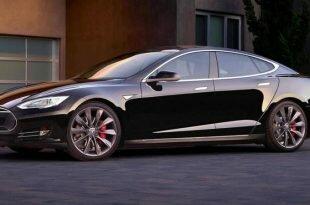 Tesla Model S готова к официальному представлению