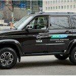 UAZ Patriot CNG - новая газовая модификация