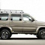 УАЗ 3170 подробности и фото новой модели
