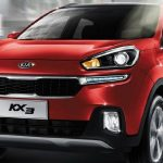 Kia KX3 едет в Россию