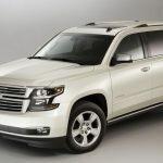 Chevrolet Tahoe 2019: цена и комплектации в России