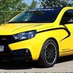 LADA Vesta Sport цена, фото и характеристики