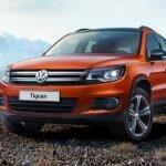 Volkswagen Tiguan Allstar уже доступен в России