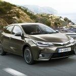 Тойота Королла в новом кузове будет доступна в России уже в июне