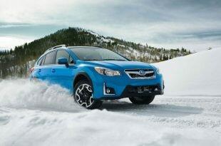 Subaru Crosstrek 2017: фото, характеристики, цена и комплектации
