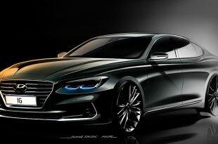 Hyundai Grandeur 2017: стиль, красота и роскошь