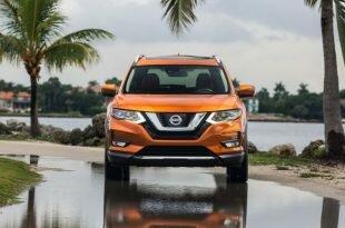 Nissan Rogue 2017 (Nissan X-Trail 2017): комплектации и цены