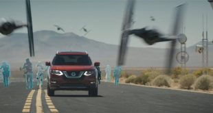 """Nissan Rogue 2017 и новые """"Звездные войны"""""""