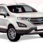 Обновленный Форд Экоспорт 2019: полный привод и другие новшества