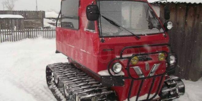 Как сделать вездеход из ВАЗ-2101?