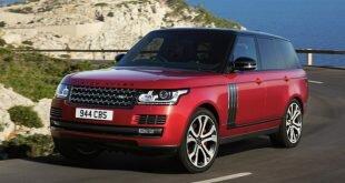48 лет эволюции Range Rover за две минуты