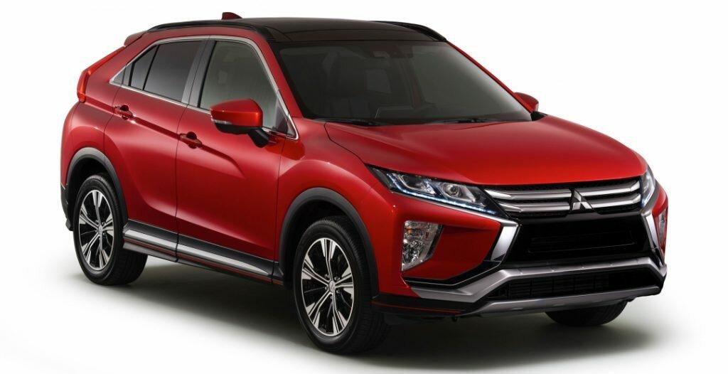 Mitsubishi Eclipse Cross 2018 или как затмить конкурентов