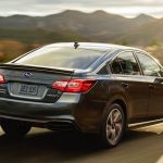 Subaru Legacy 2018: что нового после рестайлинга?