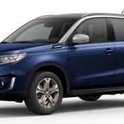 Suzuki Vitara получил спецверсию Copper Edition