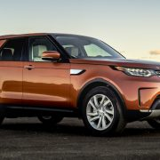 Discovery SVX - новый внедорожник Land Rover