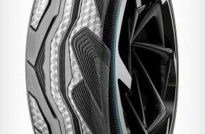 Goodyear представил шины с сенсорной технологией