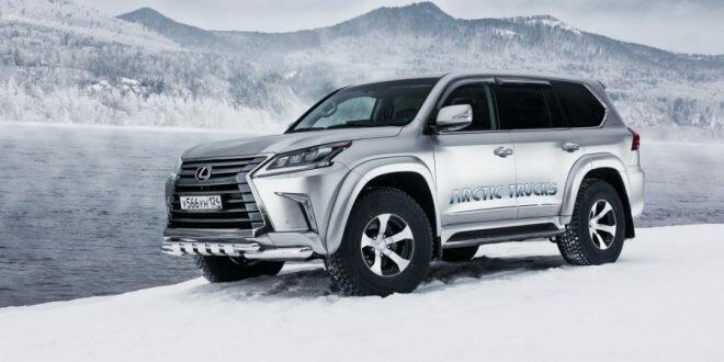 Lexus LX Arctic Trucks