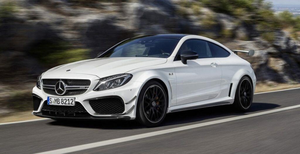 Mercedes-AMG C63 R (Black Series): подробности о гоночной новинке