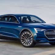 Серийный Audi E-tron Quattro: начат прием заказов