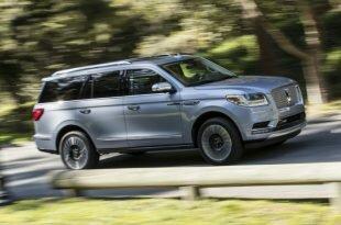 Lincoln Navigator 2018: подробности о дебюте обновленного внедорожника