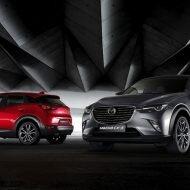 Mazda CX-3 получила спецверсию GT Sport