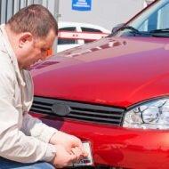 Чипирование номеров автомобилей может стать обязательным