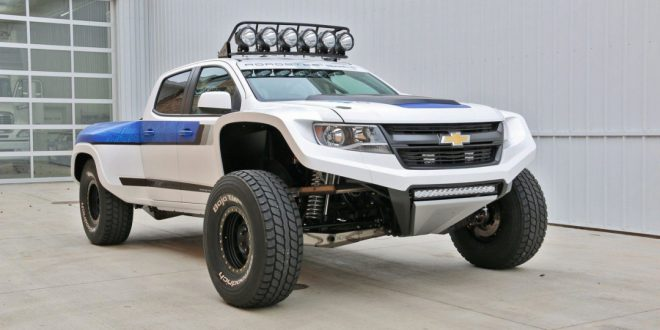 Chevrolet Colorado Prerunner от Roadster Shop