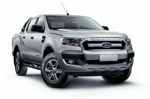 Ford Ranger получил новую комплектацию Sportrac
