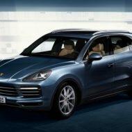Porsche Cayenne 2019: официальные фото и новые подробности