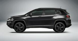 Jeep Compass Night Eagle: новая версия внедорожника